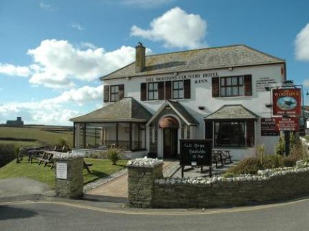 Historic small hotel in tintagel cornwall the wootons for Small historic hotels