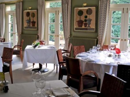 Castle Hotel Hereford Restaurant