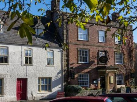 Historic small hotel in ilchester somerset the ilchester for Small historic hotels