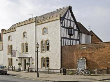Historic small hotel in stratford upon avon warwickshire for Small historic hotels