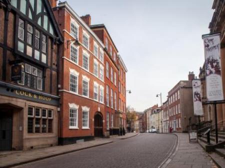 Lace Market Hotel Nottingham