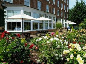 Hotel In Welwyn Garden City Hertfordshire Best Western Homestead Court Hotel