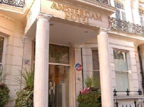 Hotel In Earls Court London Amsterdam Hotel