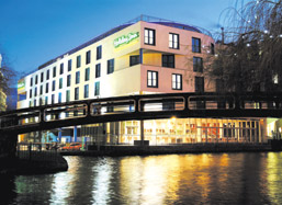 Holiday Inn London Camden Lock London