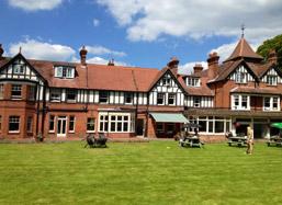 Hotel In Brockenhurst Hampshire Forest Park Hotel