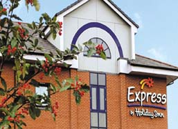 Express By Holiday Inn Bristol City Centre, Bristol