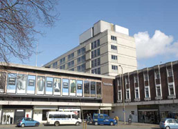 Travelodge Worcester, Worcester