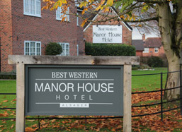 Manor House Hotel Stoke-on-Trent