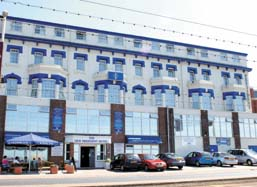 New President Hotel, Blackpool