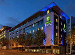 Express by Holiday Inn Newcastle City Centre, Newcastle-upon-Tyne