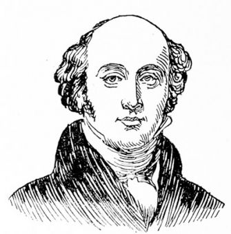 George Canning, after the portrait by Lawrence