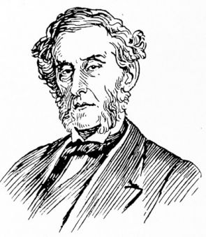 Lord Shaftesbury, from the portrait by Millais
