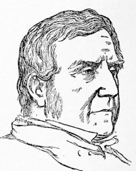 Lord Raglan, from a drawing by Edward Armitage in 1854