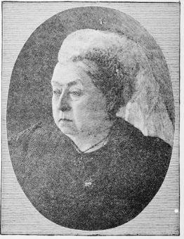 Queen Victoria, 1837-1900, from a photograph by Bassano