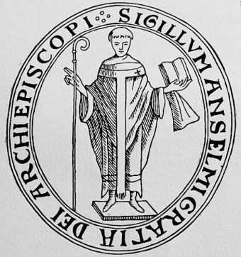 Seal of Bishop Anselm