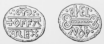 Penny of Offa - AD 757-796