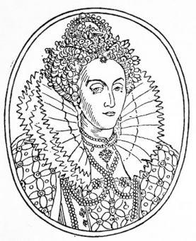 queen elizabeth spanish armada