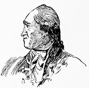 Henry Flood. from a contemporary drawing by J Comeford