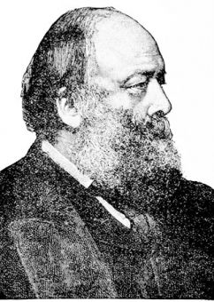 Lord Salisbury, from a photograph by Russell & Sons