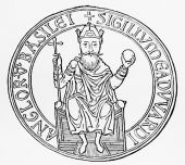 The Great Seal of Edward the Confessor