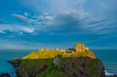 Just another evening at Dunnottar!
