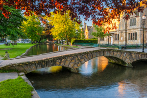 Bourton-on-the-Water, Gloucestershire