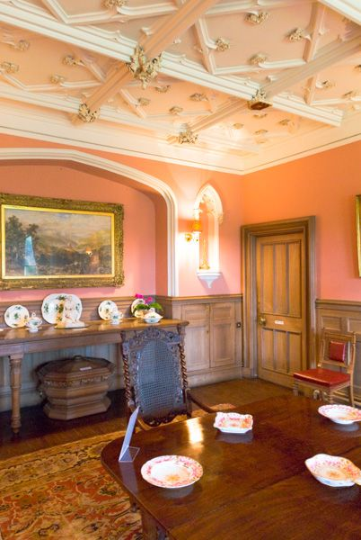 Abbotsford House photo, The Dining Room