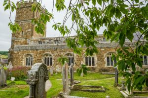 Abbotsbury, St Nicholas Church