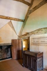 Aberconwy House, First floor bedchamber