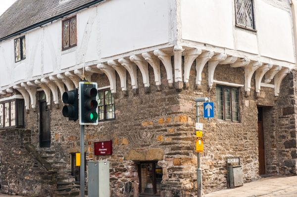 Aberconwy House photo, The house exterior