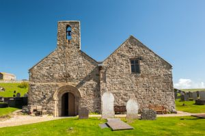 Aberdaron, St Hywyn's Church
