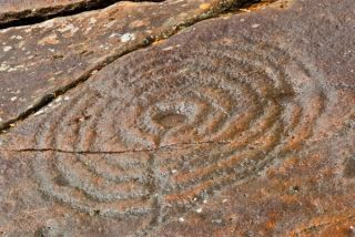 Achnabreck Cup and Ring Marks