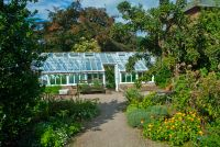 Acorn Bank, Garden Greenhouse