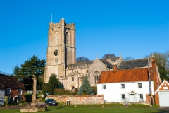 Aldbourne, Wiltshire, St Michael's Church
