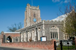Aldeburgh, St Peter and St Paul's Church