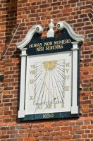 Aldeburgh Moot Hall Museum, Town clock