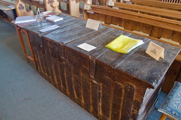 Aldeburgh, St Peter and St Paul's Church photo, Parish chest