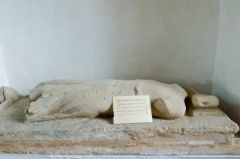 Aldworth, St Mary's Church, Sir Robert de la Beche effigy