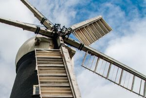 Alford Five Sailed Windmill