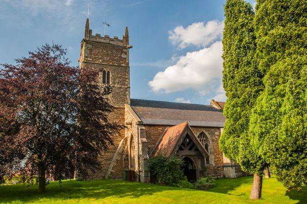 Alkborough photo, The Nor,an parish church