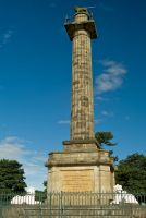 Alnwick, The Tenantry Column