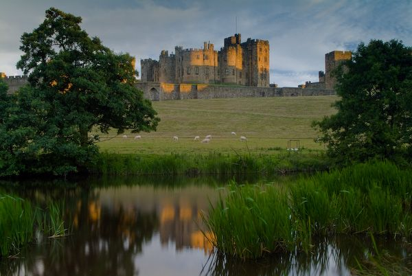 Alnwick photo, Alnwick Castle