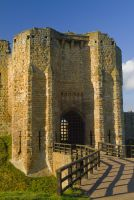 Alnwick Castle, The  Lion Arch