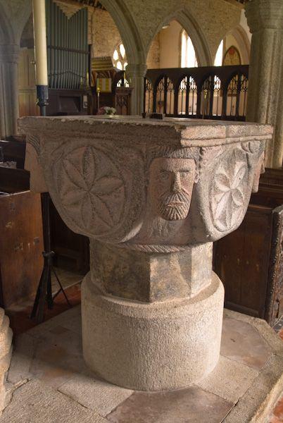 A 14th Century Cross Altarnun, Cornwall, St...