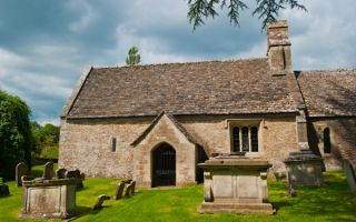 Ampney St Mary Church