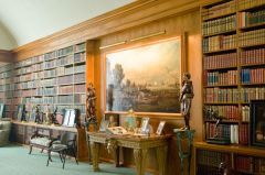 Anglesey Abbey, The Library