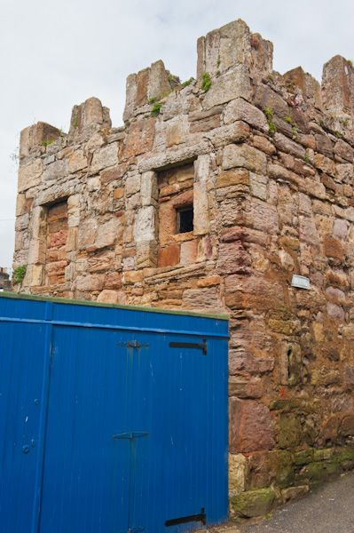 Anstruther photo, Dreel Castle, Wightman's Wynd