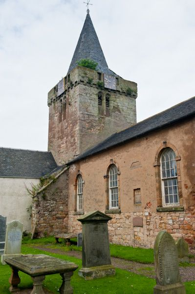 Anstruther photo, St Adrian's Church Hall