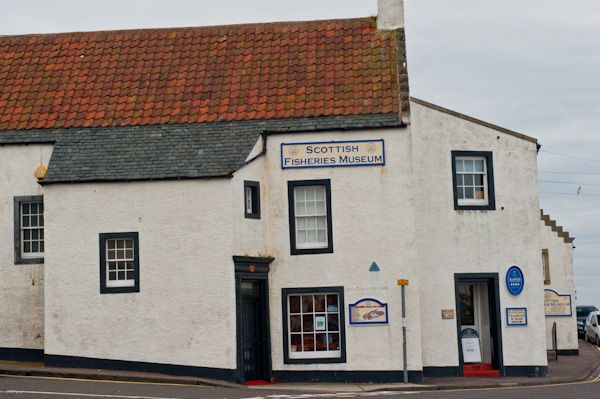 Anstruther photo, Scottish Fisheries Museum