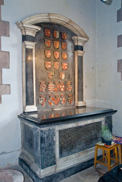 Appleby photo, Lady Anne Clifford tomb